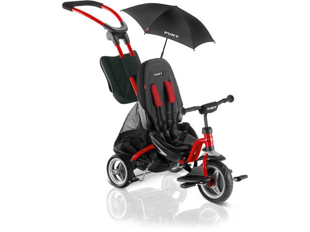 Puky CAT S6 Ceety Køretøjer til børn rød/sort (2019) | City-cykler